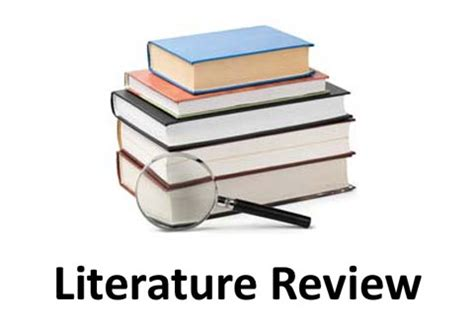 How to write an introduction for literature reviews